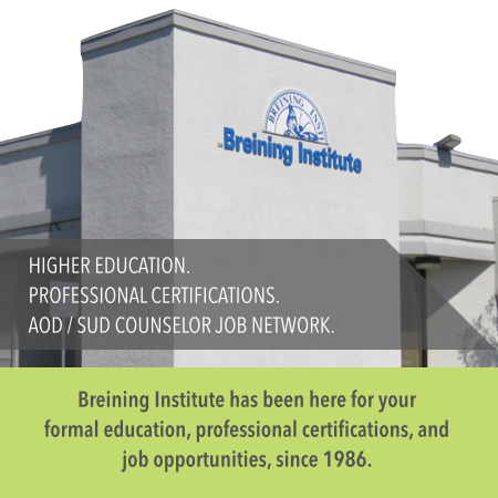 Contact Us Breining Institute Certitifed Credentialed Counselors CCCo